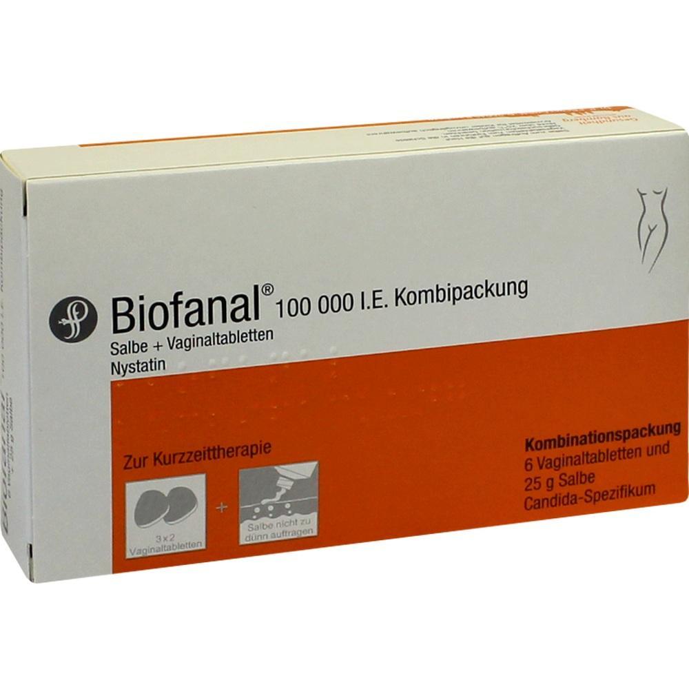 Biofanal Schwangerschaft